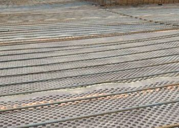 Affordable Basement Waterproofing with HDPE boards